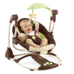 Baby Swing (battery operated) $6/day -or- $42/wk plus a $10 cleaning fee.