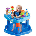 Exersaucer $6/day -or- $42/wk plus a $10 cleaning fee.