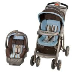Stroller Car Seat Combo$13/day -or- $88/wk plus a $15 cleaning fee.