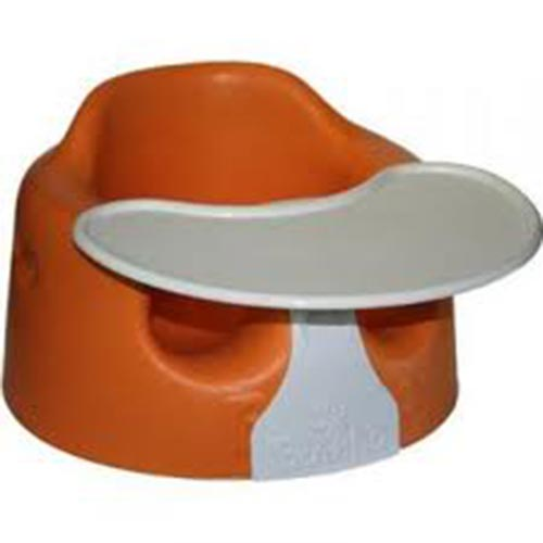 Bumbo booster with tray for rent